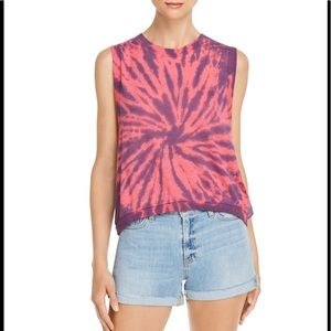 Free People Movement Love Tie Dye Tank